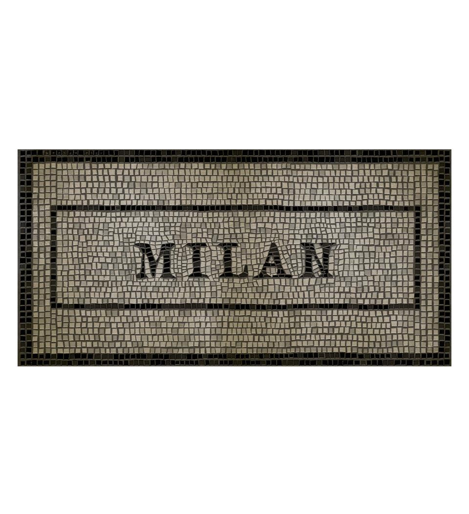 Milan mosaic mat Image