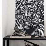 Ekhba Wall Art Image