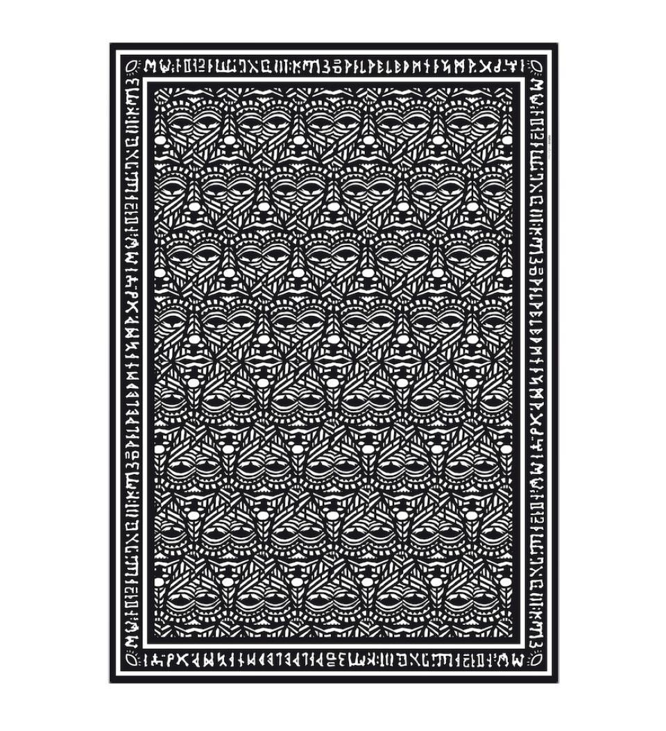 Ross Floor Art Image