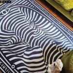 Breath Floor Art Image