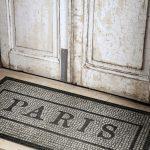 Paris mosaic mat Image