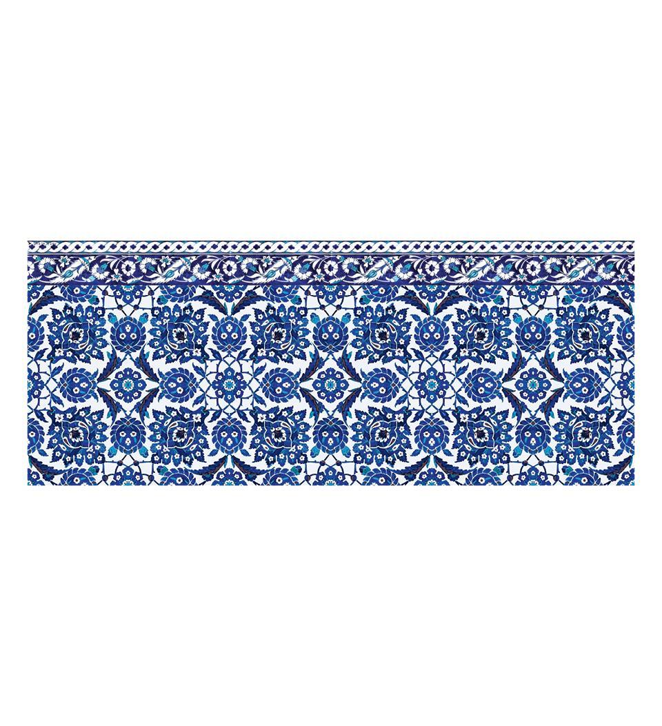 Armenian Flower Roll Sticker Image